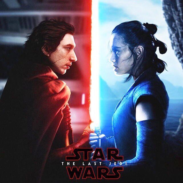 New posters and Promo Art for THE LAST JEDI Give us a New Look at the Main Characters12