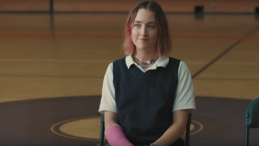 Image result for Lady Bird saoirse ronan