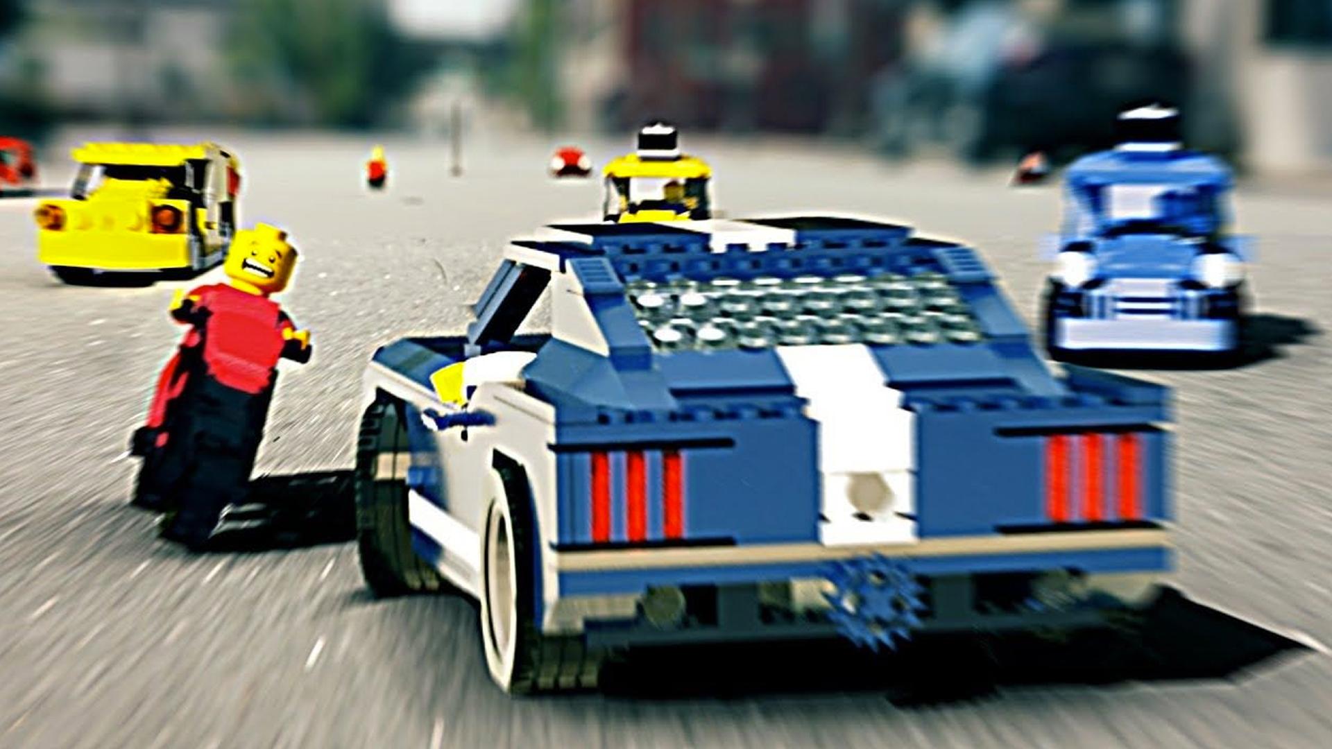 This Lego Grand Theft Auto Short Film Is Pretty Damn Funny Geektyrant