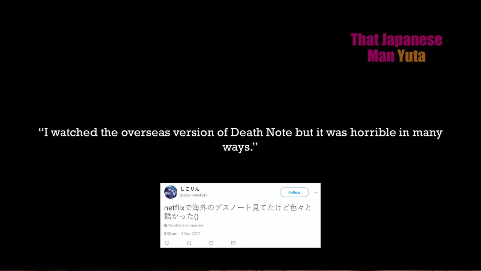 japanese man translates japan s reaction to netflix s death note
