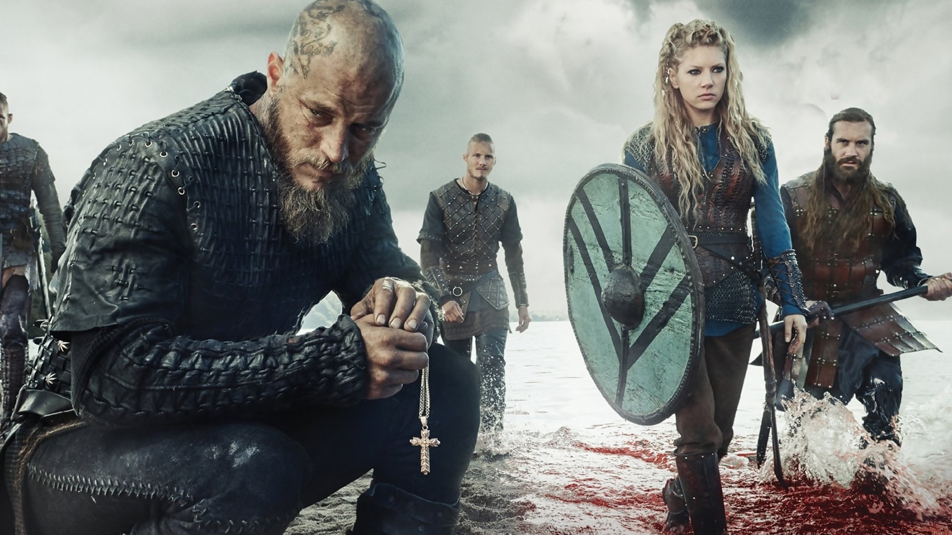 vikings renewed for season 6 by the history channel geektyrant