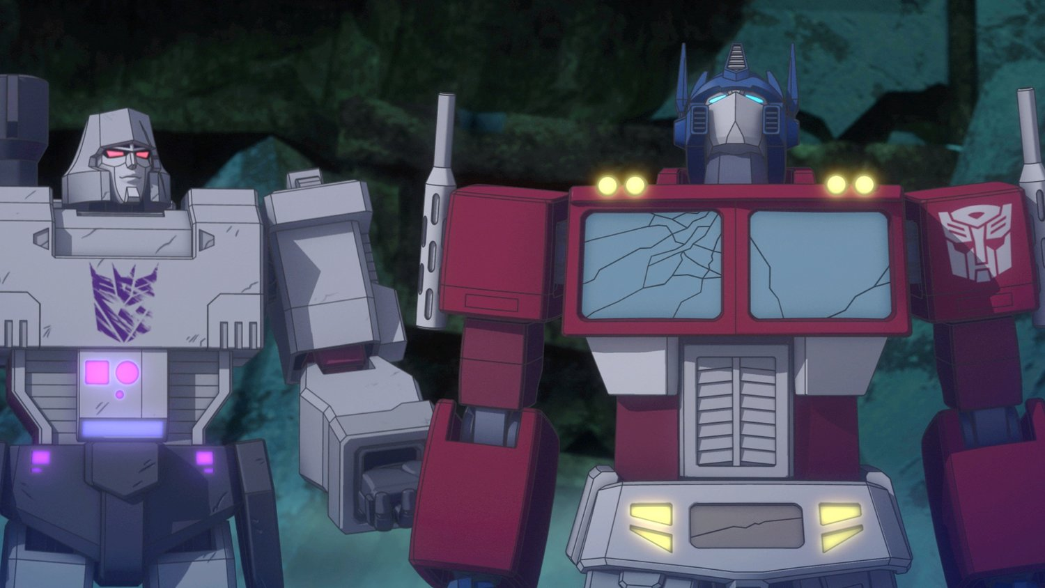 Mark Hamill and Ron Perlman Join The TRANSFORMERS: PRIME