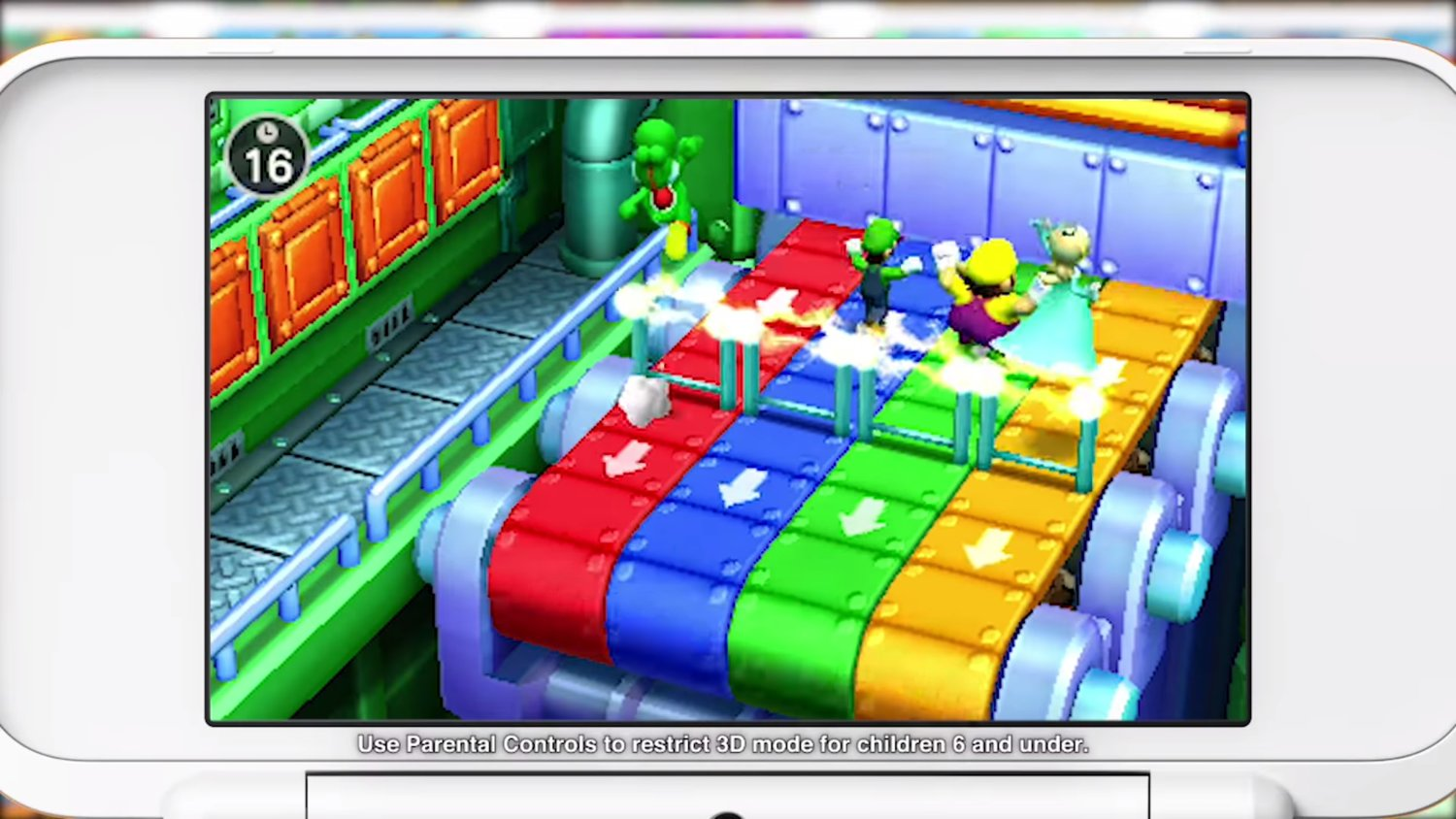 Relive The Best Minigames Of The Franchise With MARIO PARTY