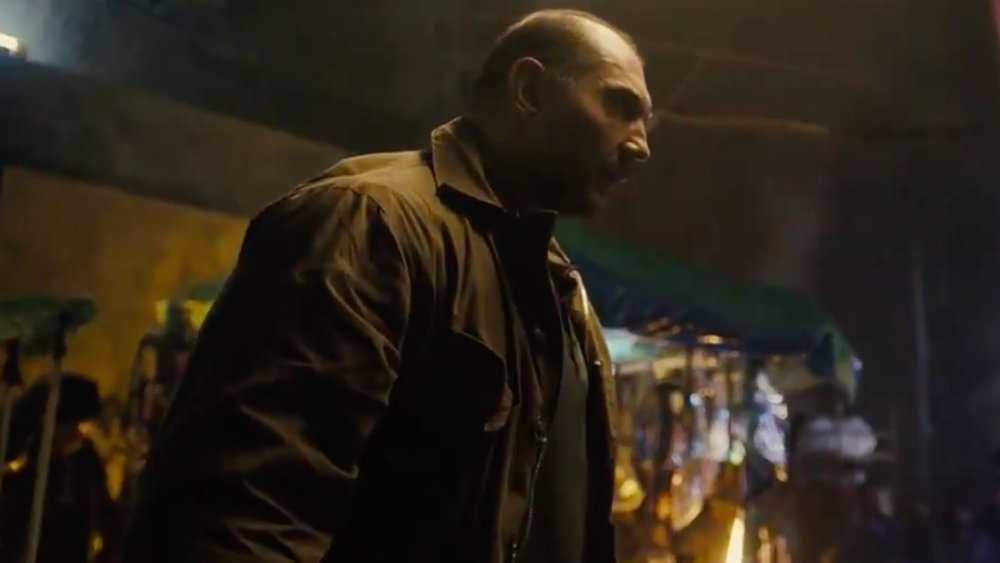new blade runner 2049 short film features dave bautista kicking some ass geektyrant. Black Bedroom Furniture Sets. Home Design Ideas
