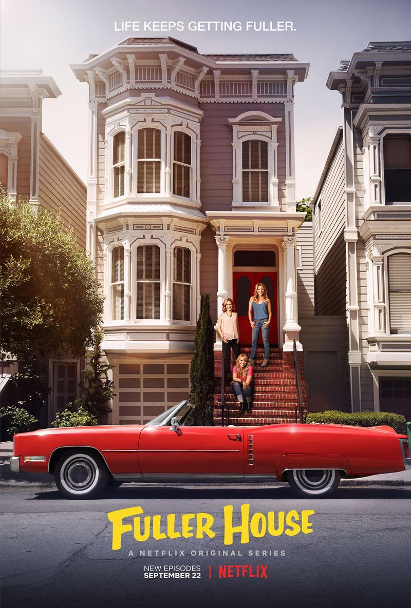 Netflix Releases FULLER HOUSE Season 3 Trailer11