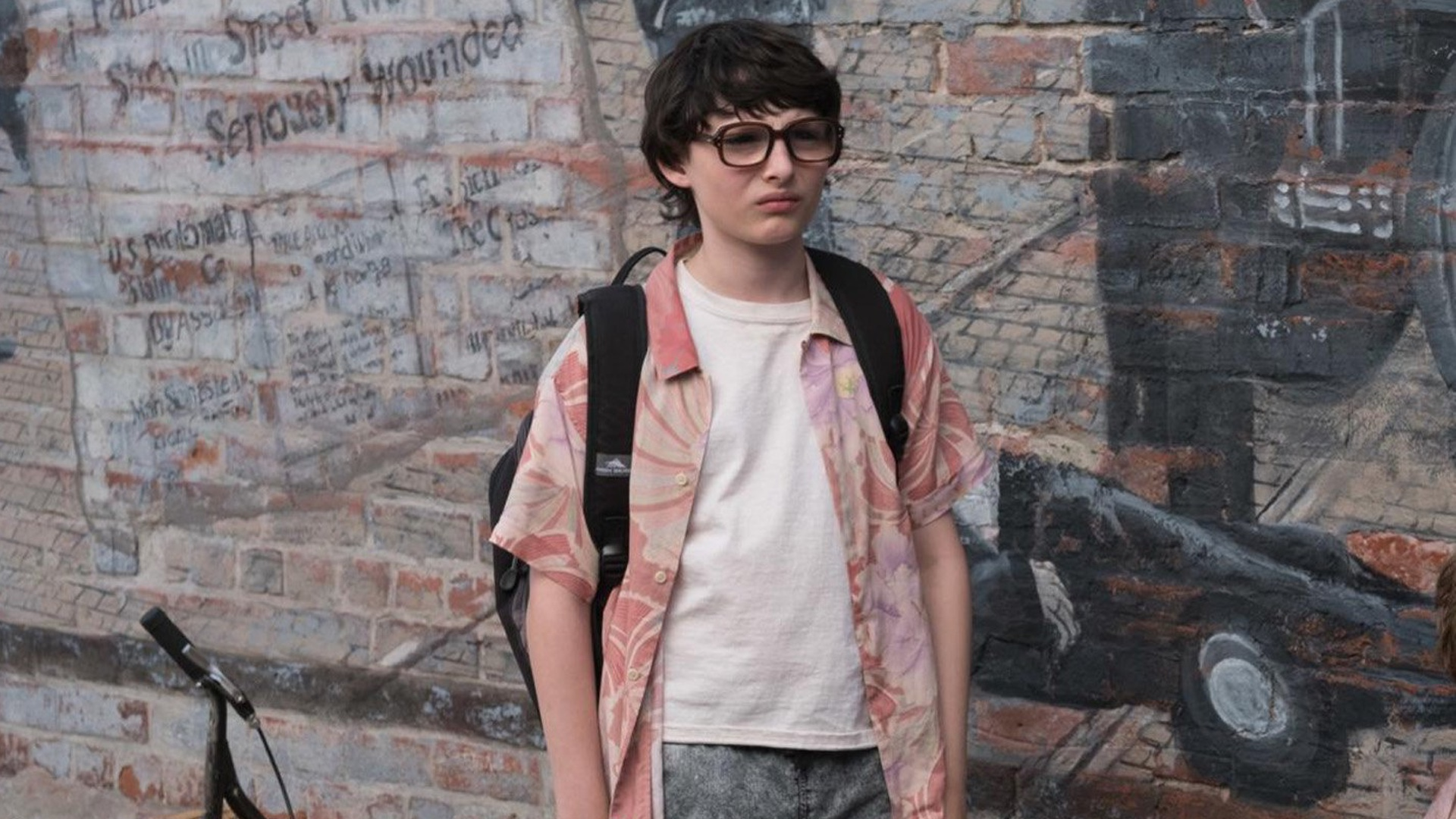 Stranger Things And It Star Finn Wolfhard Cast In A New Filmed Dog Days Geektyrant