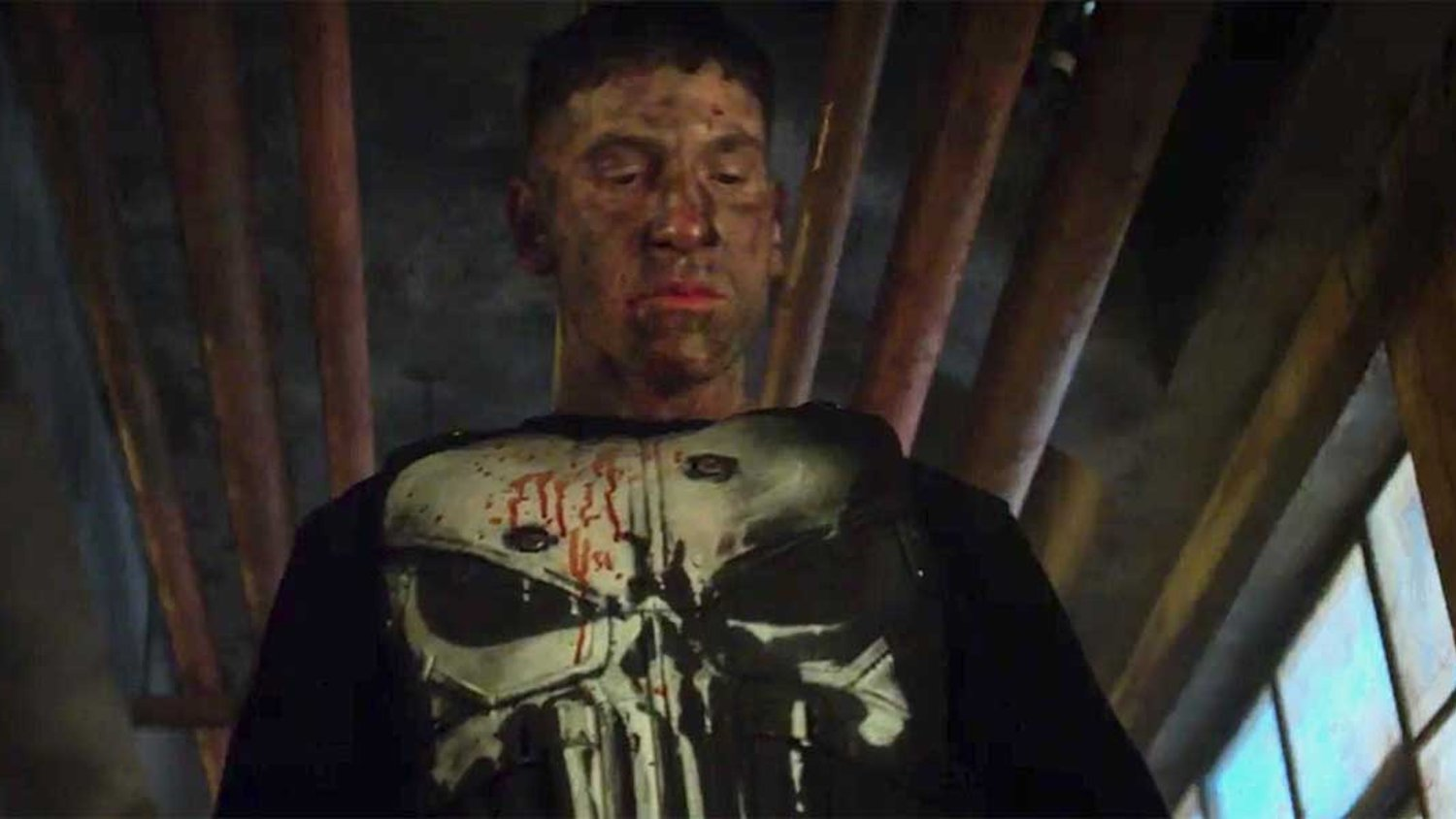 New Promo Spot For The Punisher And Jon Bernthal Says We Have Yet