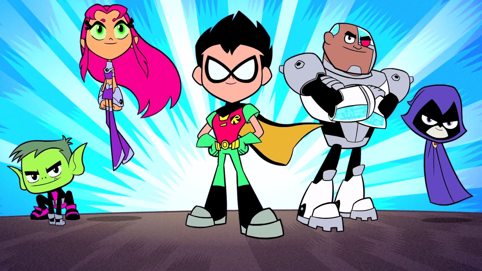 Theres A Animated Teen Titans Go Movie Coming
