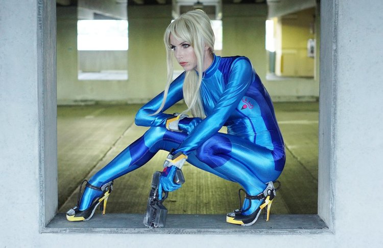 This Zero Suit Samus Cosplay Is Simply Astounding Geektyrant