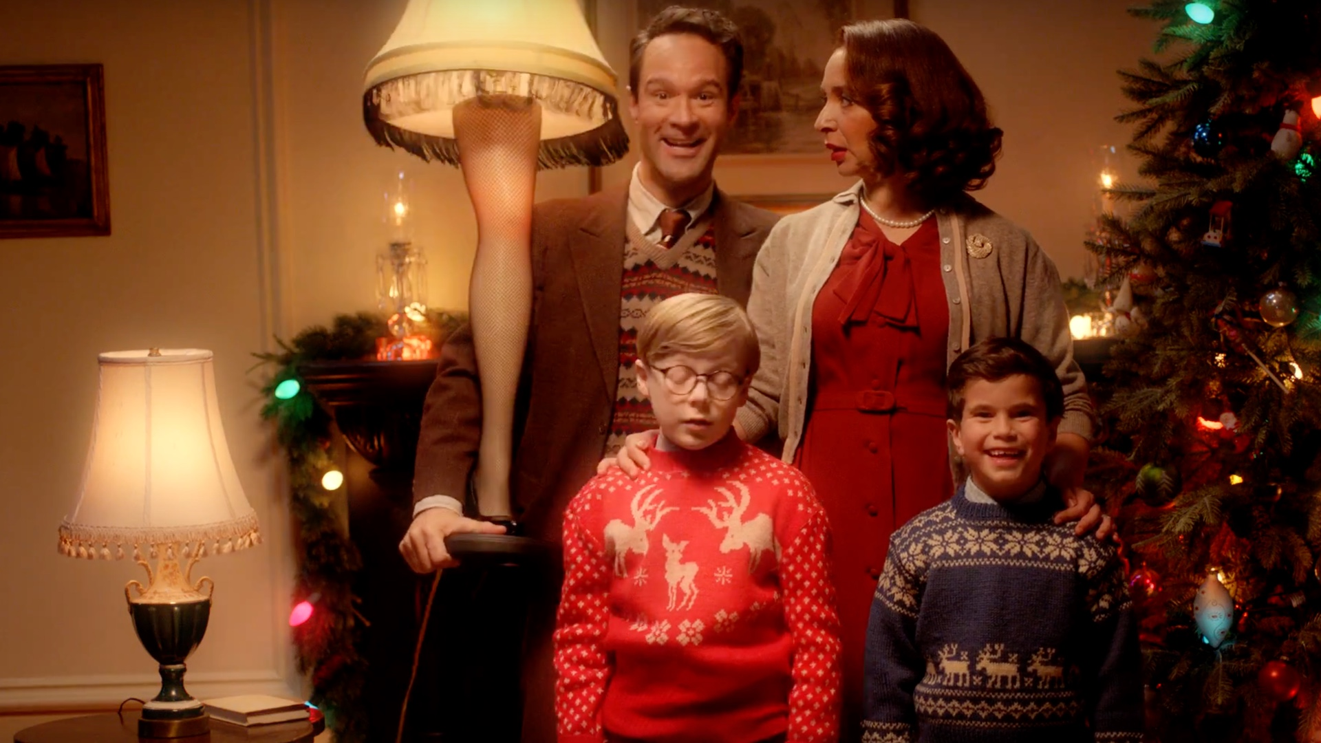 Teaser Trailer Released For FOX\'s A CHRISTMAS STORY LIVE! - \