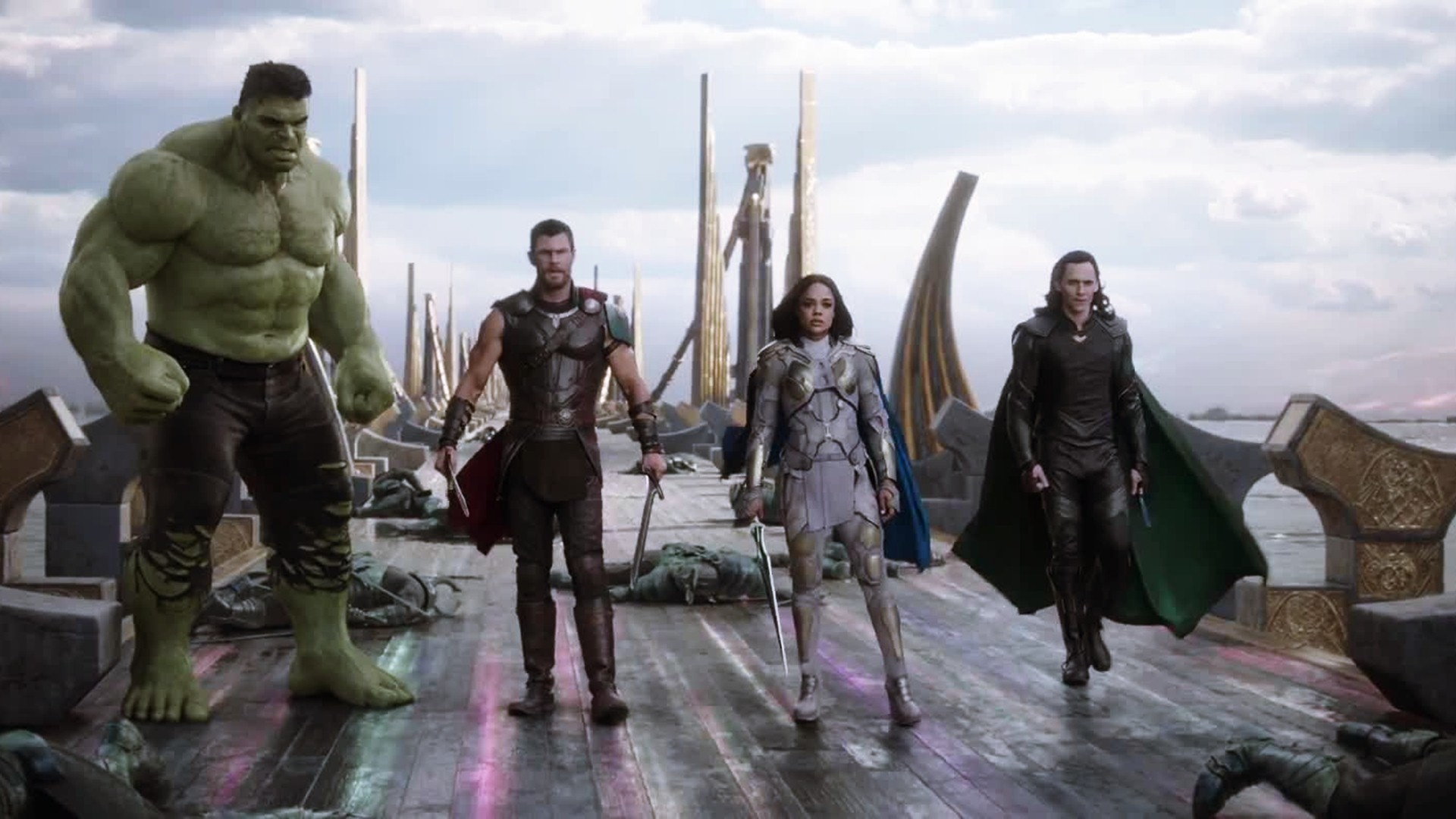 Every Easter Egg Found In Thor Ragnarok Geektyrant