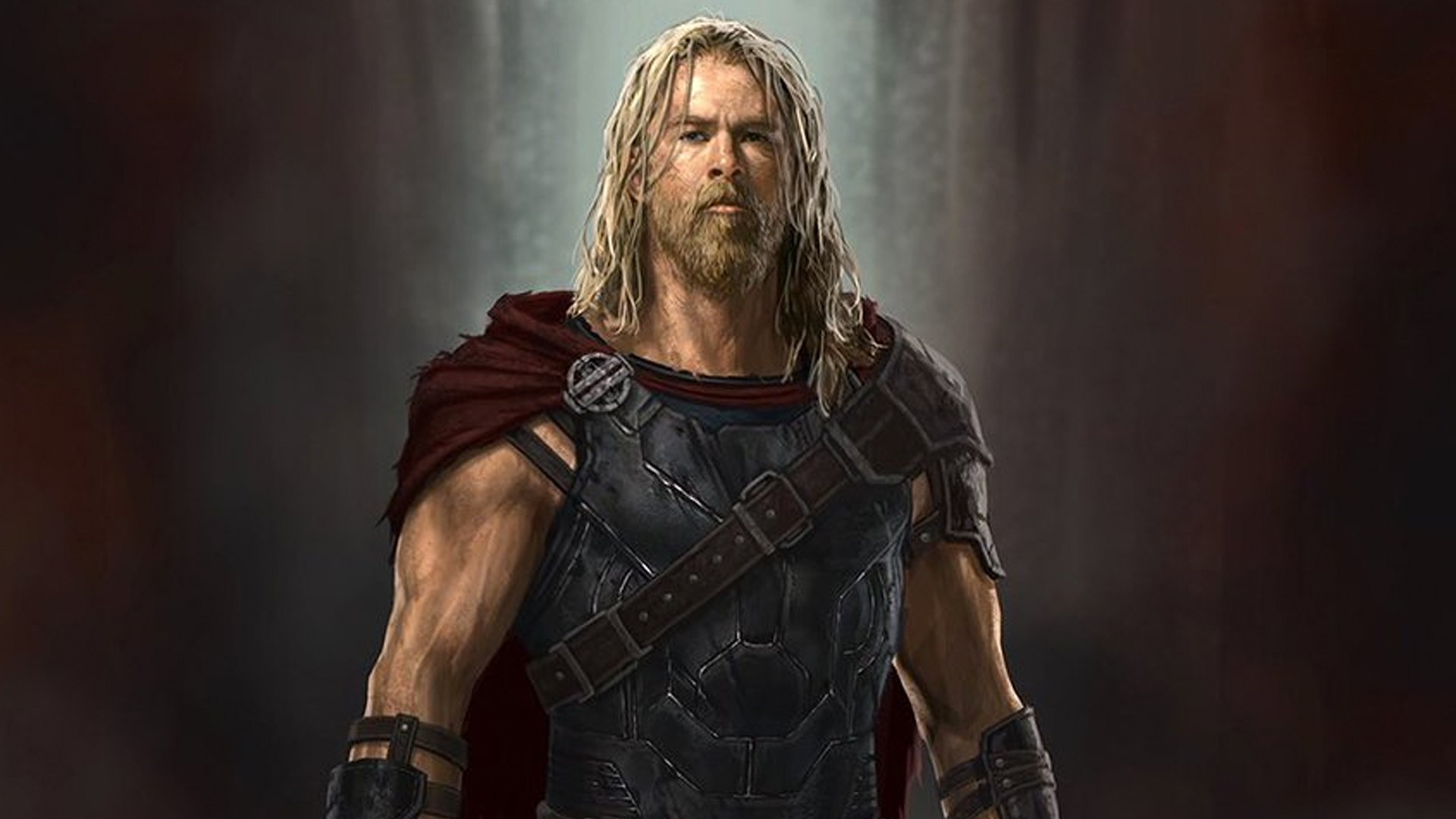marvel artist andy park reveals awesome early thor: ragnarok concept