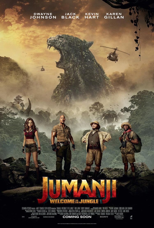 Resultado de imagem para Jumanji 2 posters