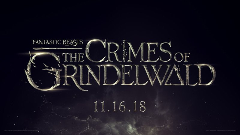 FANTASTIC BEASTS: THE CRIMES OF GRINDELWALD Cast Photo and Title Treatment Revealed!44