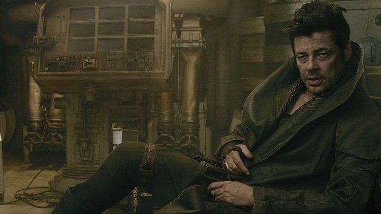 El personaje de Benicio Del Toro en 'Star Wars: The Last Jedi' se presenta en nueva promo