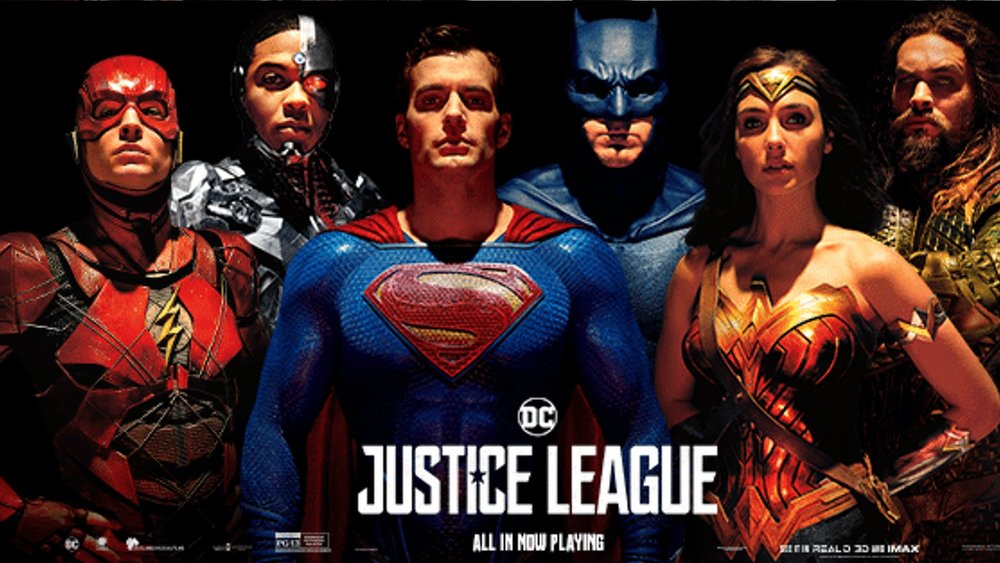 new justice league posters released feature superman