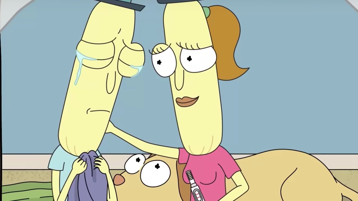 Get Ready To Cry A Bit Watching This Rick And Morty Mr Poopybutthole Supercut Geektyrant