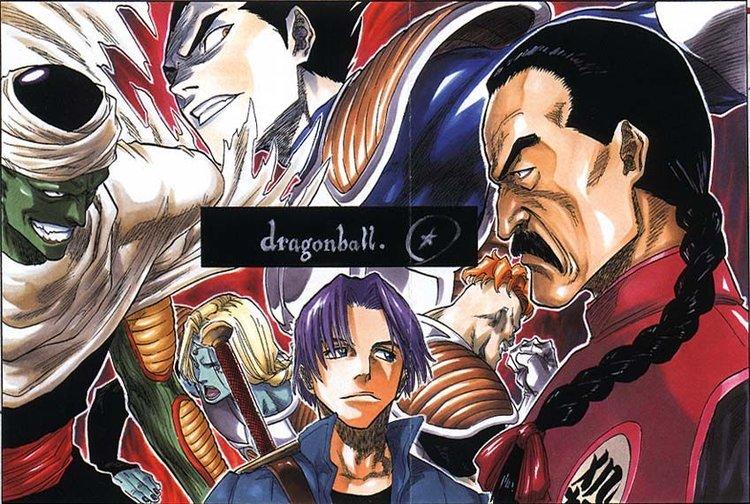 Tite Kubo Dragon Ball