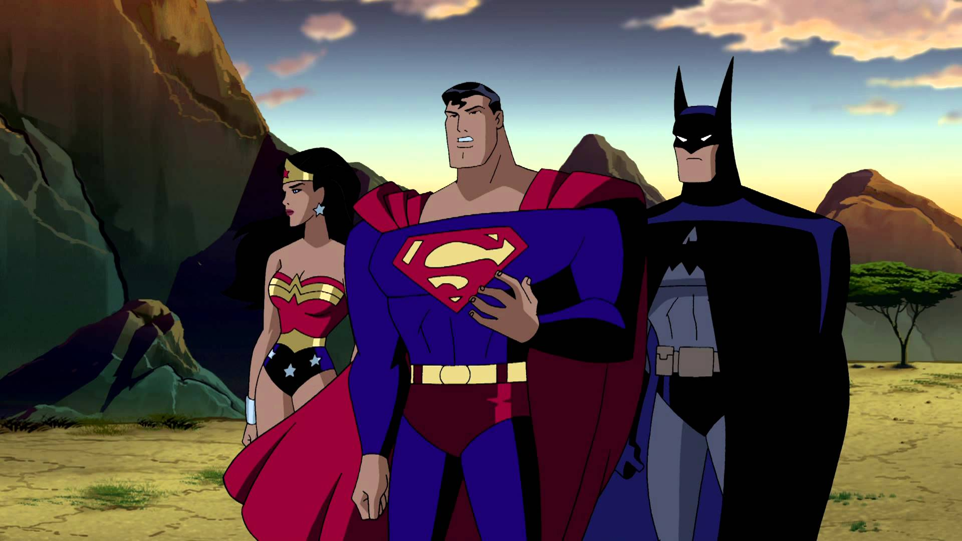 Justice league unlimited, sex on girls
