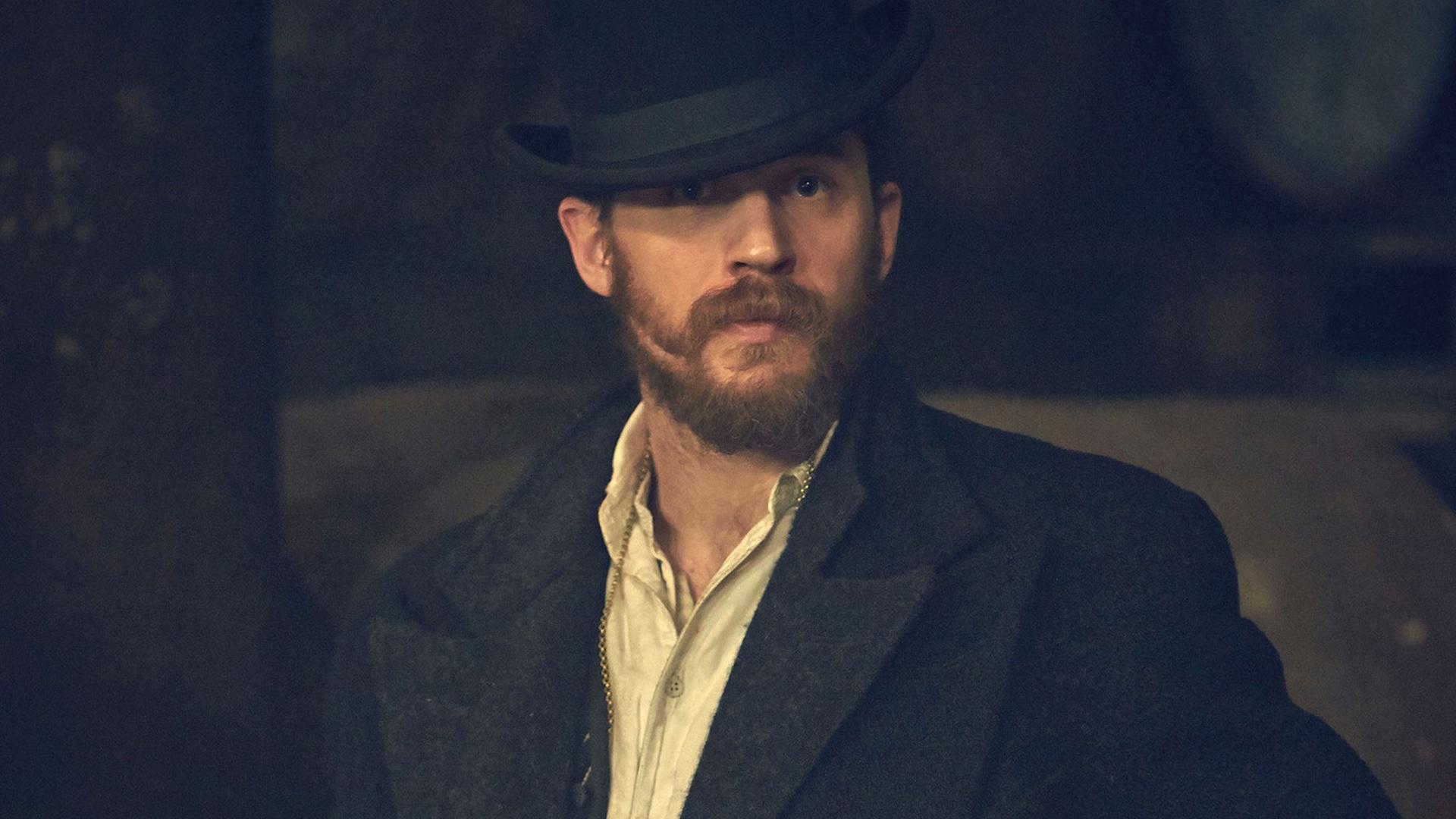 Tom Hardy Joins BBC Gangster Drama PEAKY BLINDERS — GeekTyrant