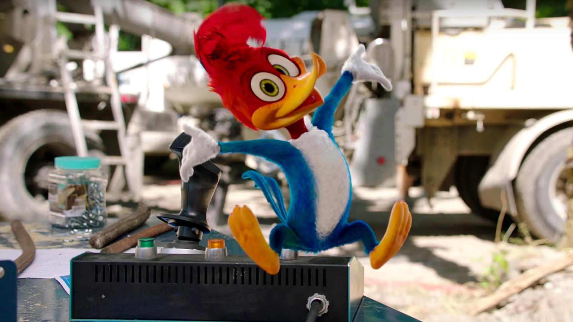 Картинки по запросу Woody Woodpecker the movie