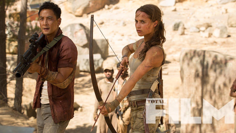 7d0b7b76ca7c72 New TOMB RAIDER Photos Feature Alicia Vikander in Action as Lara Croft —  GeekTyrant