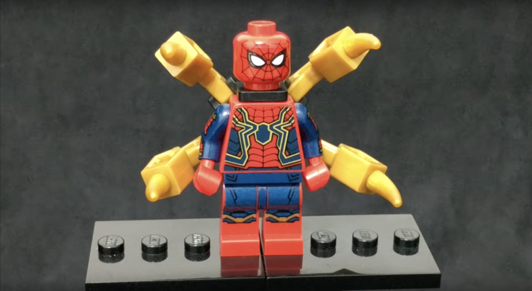 AVENGERS: INFINITY WAR LEGO Minifigs Suggest Spider-Man Will Get a ...