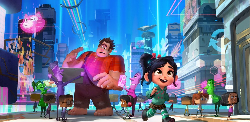 New Image and Synopsis For Disney's RALPH BREAKS THE INTERNET: WRECK-IT RALPH 211