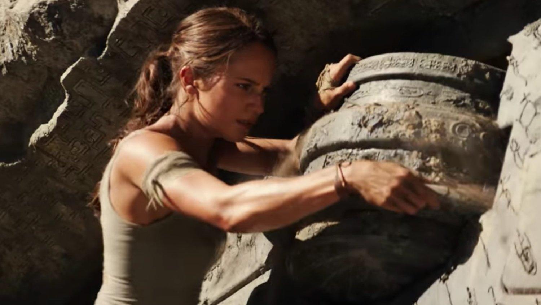 7054761e2d355c Alicia Vikander Kicks Ass as Lara Croft in New Adventurous Trailer For TOMB  RAIDER