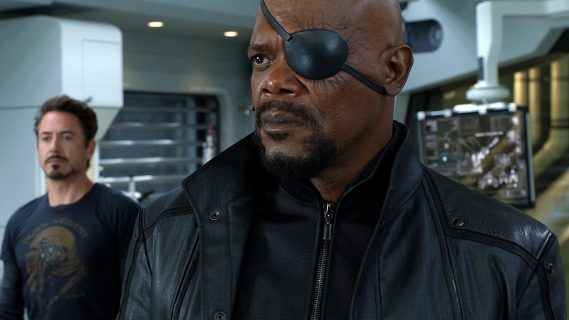 Image result for samuel l jackson nick fury