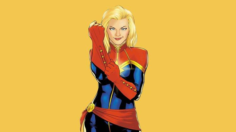 captain marvel m