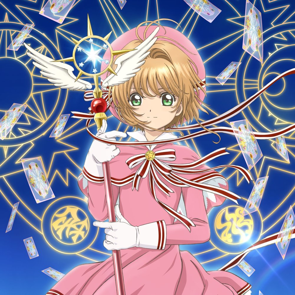 CARDCAPTOR SAKURA: CLEAR CARD English Dub Brings Back