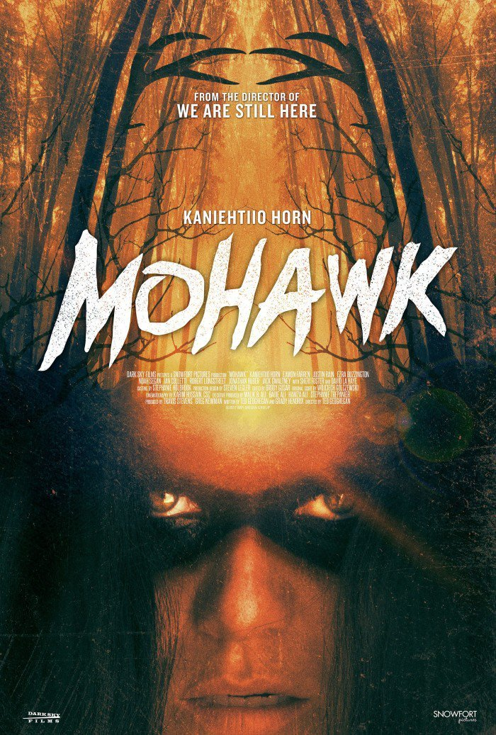 Thrilling Trailer For The American Indian Revenge Film MOHAWK 1