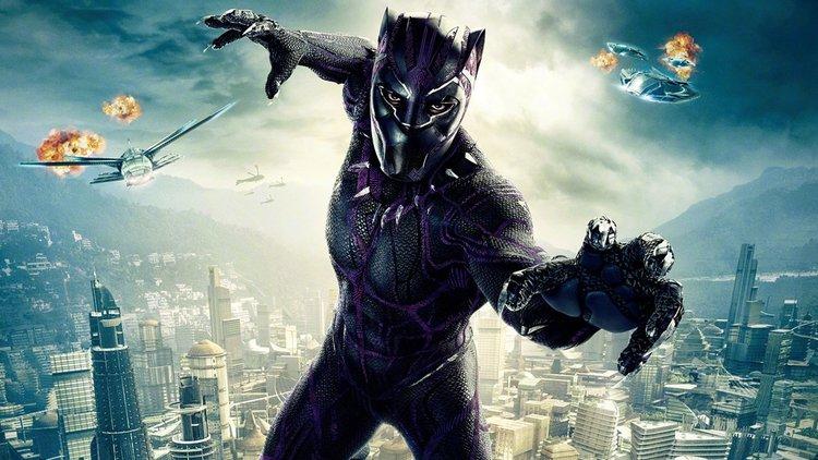 """Фильм """"Черная пантера"""" вышел на пятое место в истории кинопроката США"""