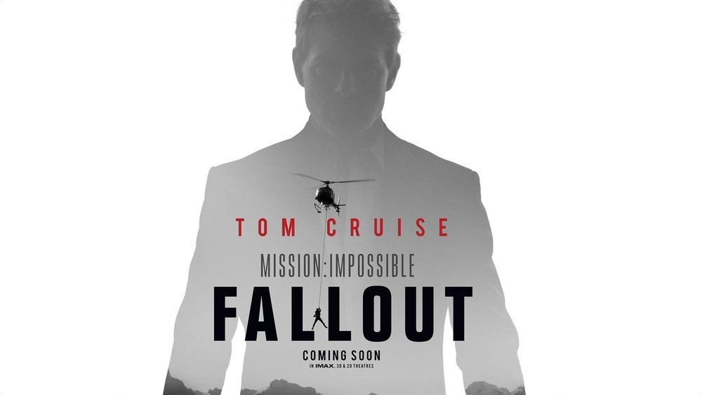 Most Epic Movie Releases For July 2018 Mission: Impossible – Fallout