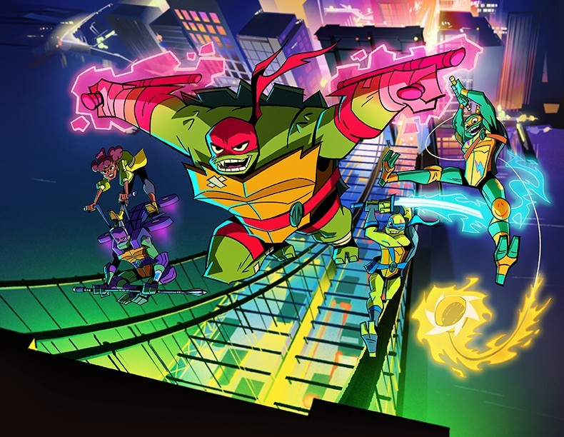first-look-at-the-rise-of-the-teenage-mutant-ninja-tutles-animated-series-revealed1