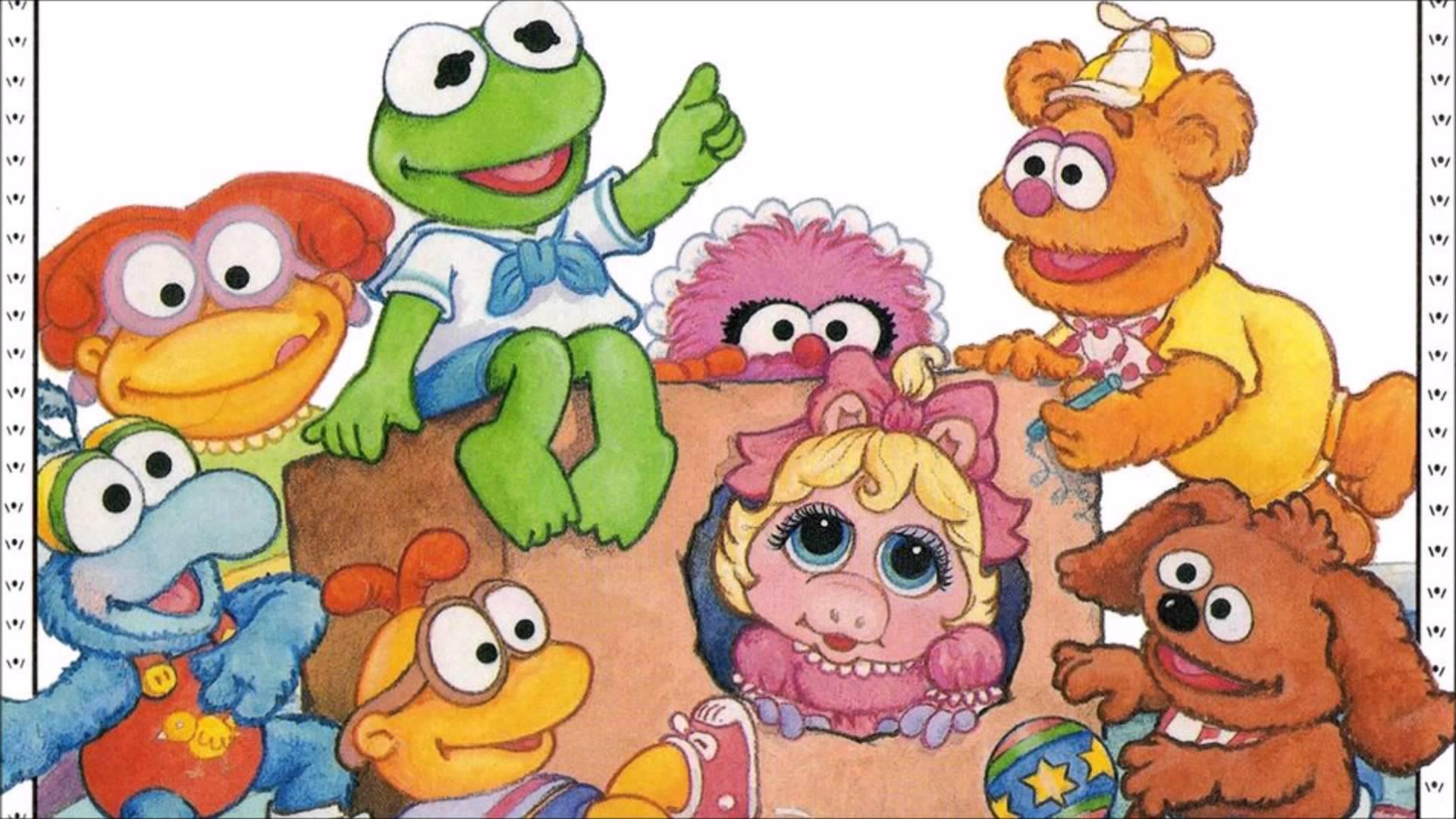 Image result for muppet babies clip art