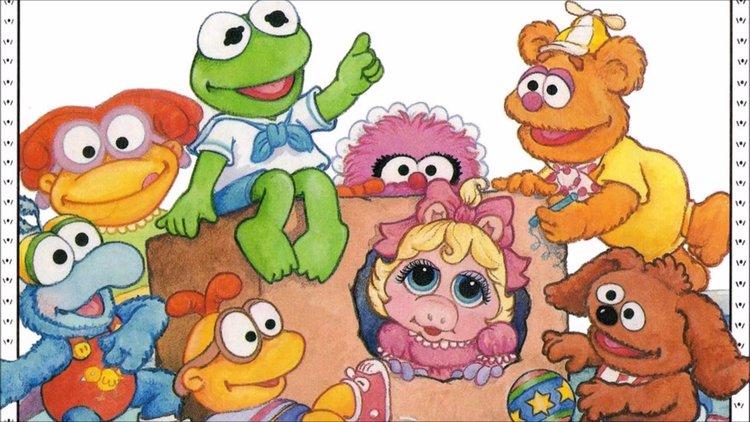 desenho muppet babies