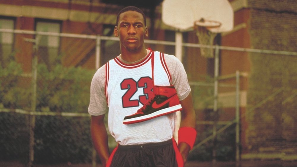 nike before michael jordan