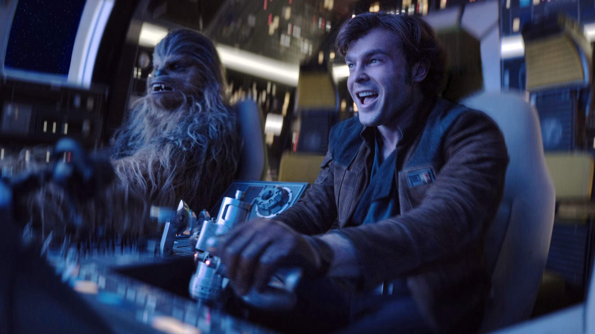 The Solo A Star Wars Story Trailer Is