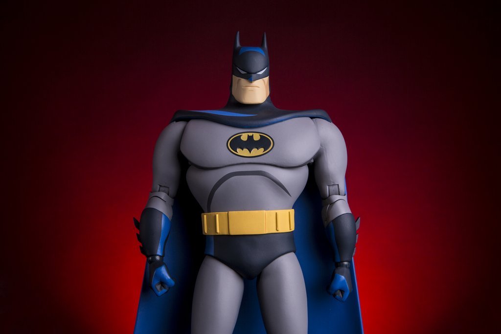 mondo reveals their amazing batman the animated series 1 6th scale