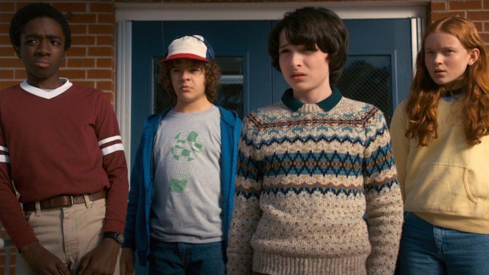 Watch Stranger Things Season 3 First Look: Hawkins Is Getting a Fancy New Mall video