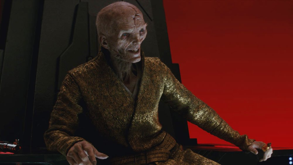 details on snoke and lukes relationship revealed in star wars the last jedi novel - The Last Christmas