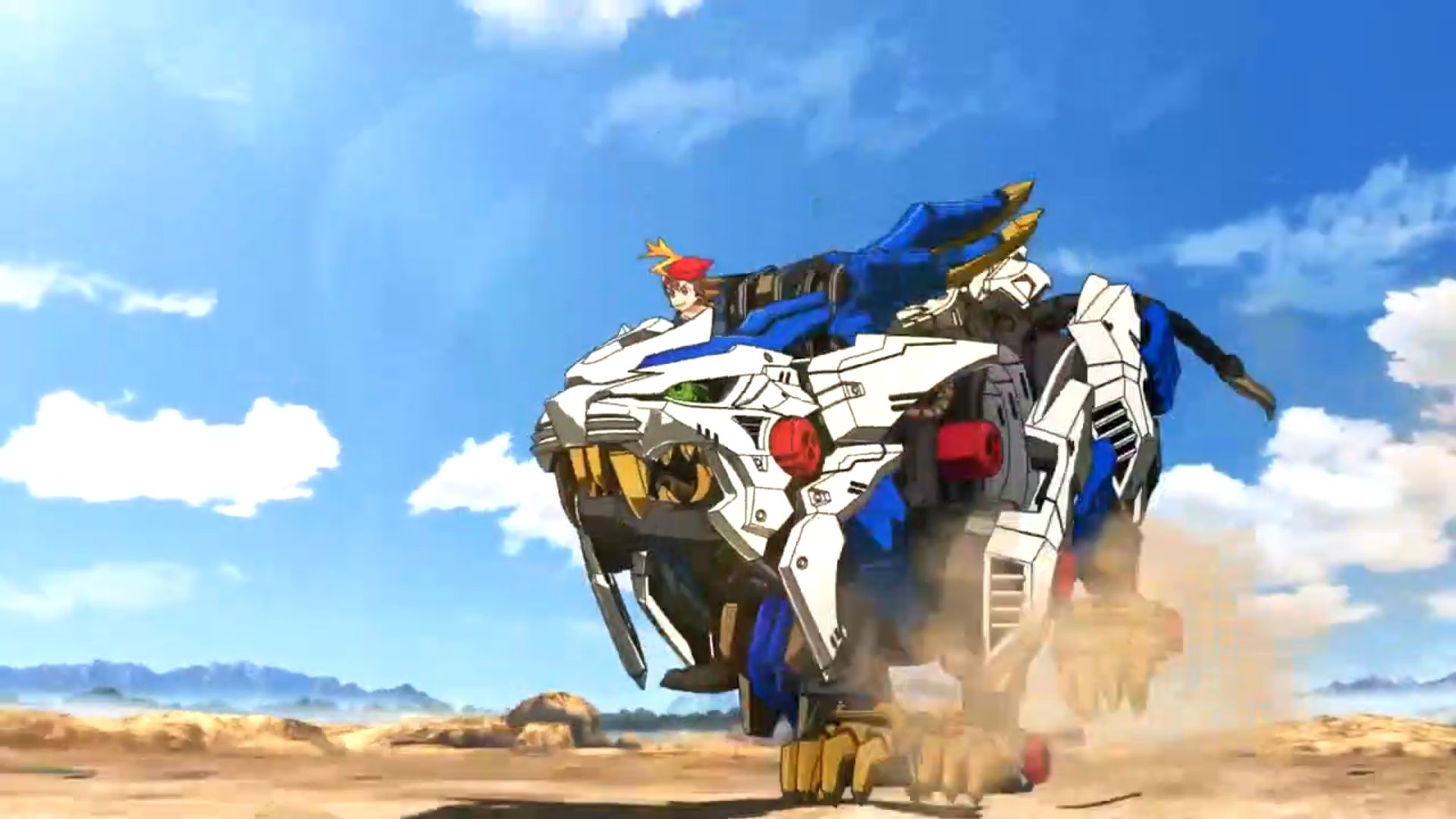 zoids is making a comeback geektyrant