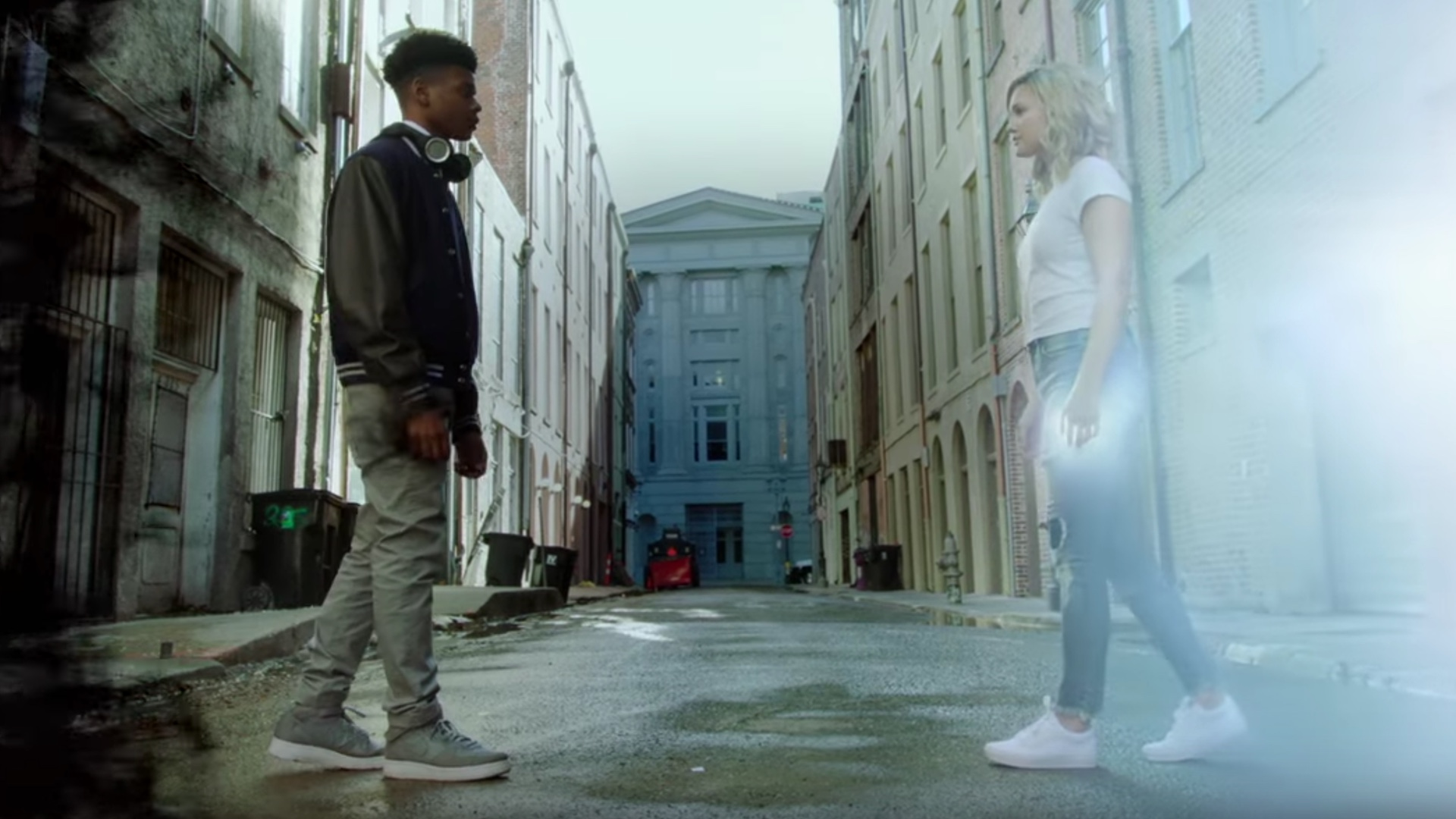 Slick New Trailer For Marvels Cloak Dagger Series Two Paths