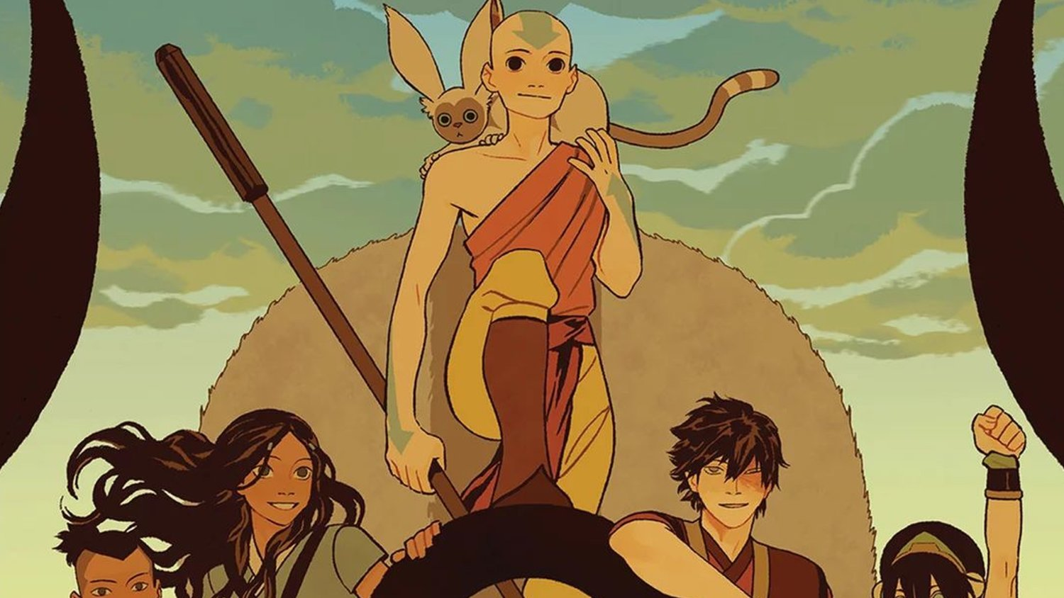 Exciting Teaser Trailer For AVATAR THE LAST AIR BENDER: AGNI