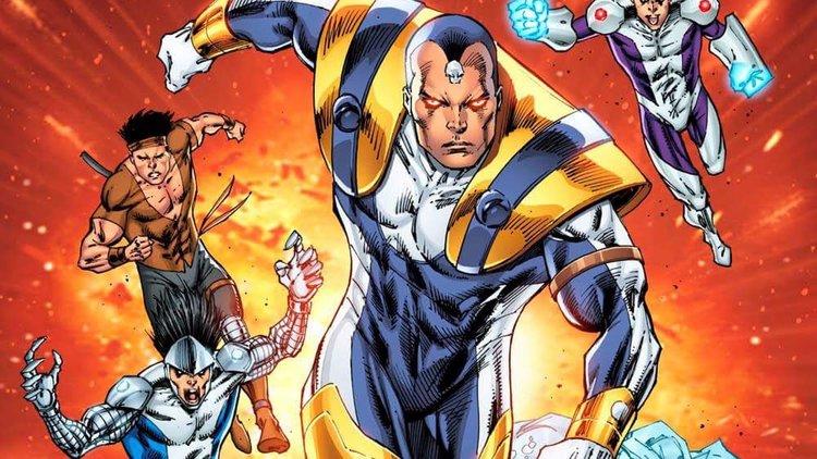 Resultado de imagem para Extreme Comics,NETFLIX
