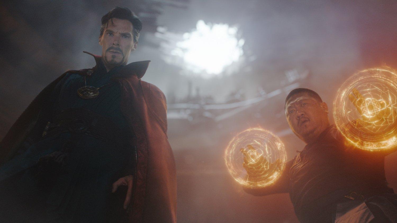 That Doctor Strange Torture Scene in the INFINITY WAR