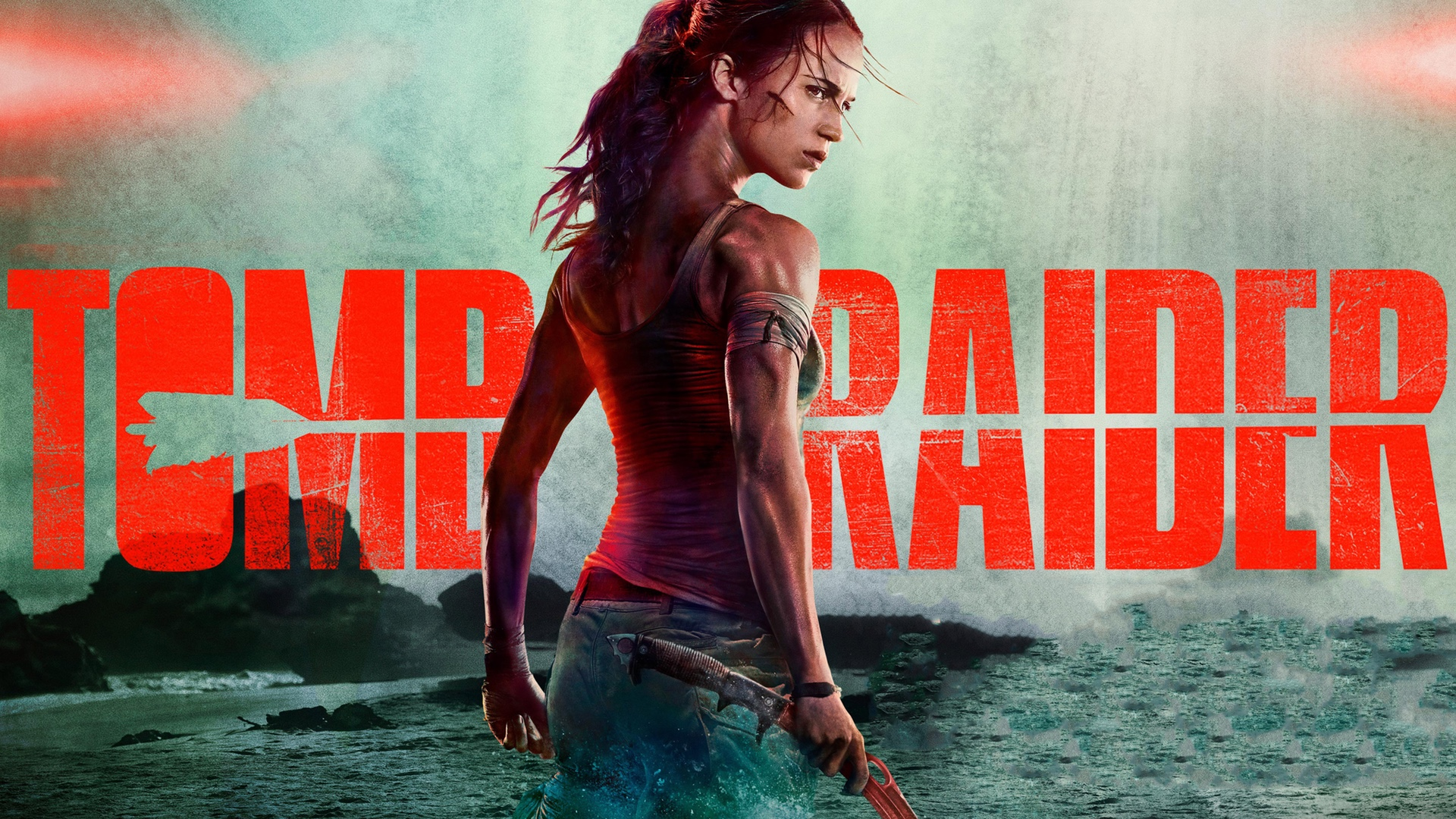 9bf8c1e5a18470 For those of you who were hoping that the new Tomb Raider film would be  good... you re in luck because it turned out to be freakin  awesome!