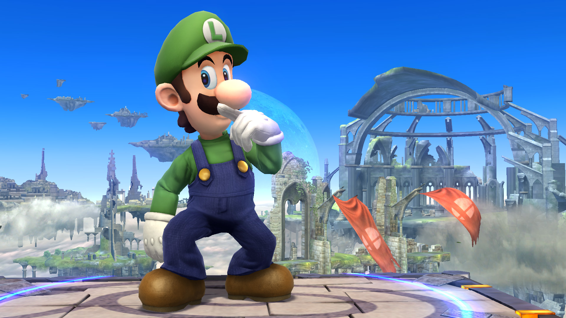 The Internet Has Done The Math And Figured Out Luigi\'s Penis Size ...